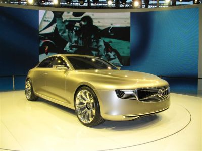 Volvo concept Universe Shanghai