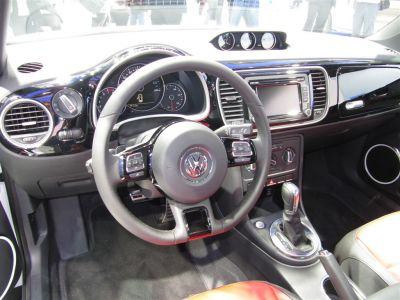 Volkswagen Beetle Shanghai