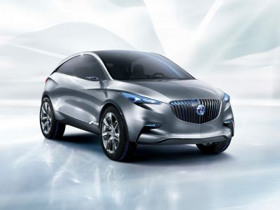 Buick Envision CUV Concept