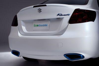 Suzuki Kizashi EcoCharge