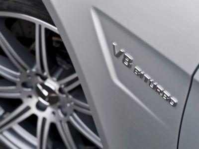 Mercedes E63 AMG 2011