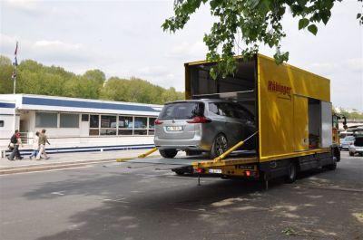 Opel Zafira Tourer Concept Exclu