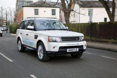 Range Rover Range e