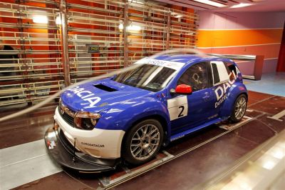 Un Dacia Duster No Limit pour Pikes Peak