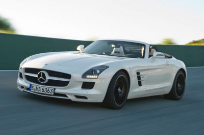 15 roadsters d'exception