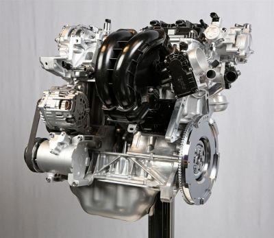 Technologies Mazda SKYACTIV