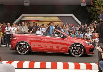 Golf Cabriolet GTI Concept et R Concept