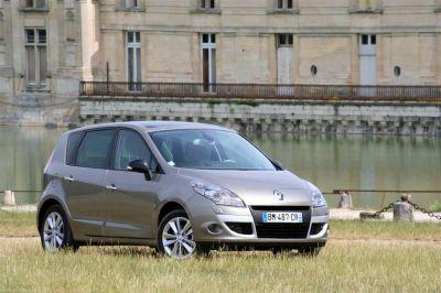 Renault Scenic dCi 130 Energy