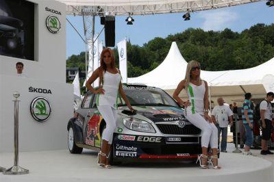 Skoda Fabia RS 2000 design concept