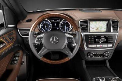 Mercedes ML 2011