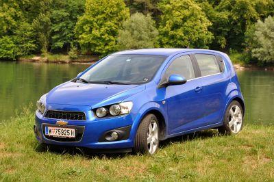Chevrolet Aveo 5p 1.4 Automatique