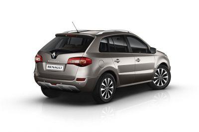 Renault Koleos restyle