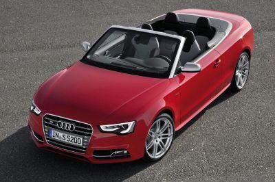Audi A5 et S5 restylées