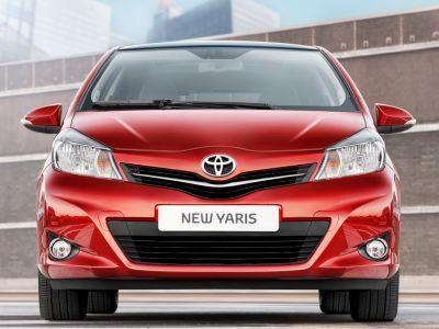 Toyota Yaris 3 statiques
