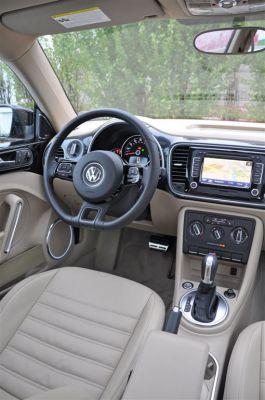Volkswagen Beetle 2.0 TSI 200 ch
