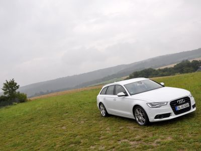 Audi A6 Avant 3.0 TDI 313 ch Avus