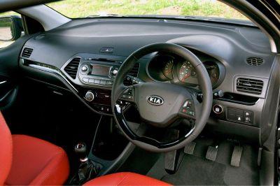 Kia Picanto 3p