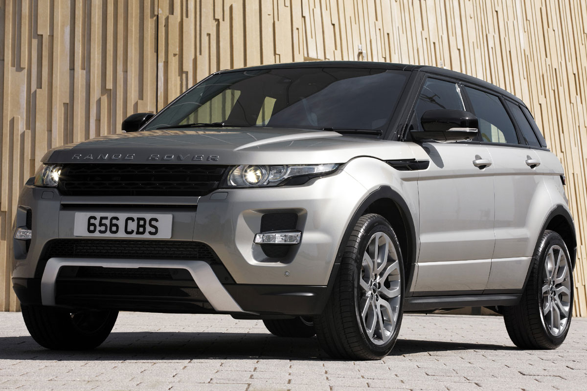 albums photos land rover range rover evoque. Black Bedroom Furniture Sets. Home Design Ideas
