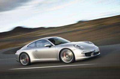 Porsche 911 génération 991