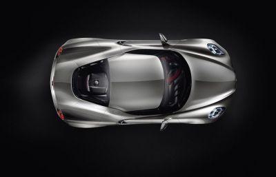 Alfa Romeo 4C Francfort 2011