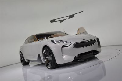 Kia GT Concept