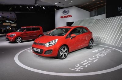 Kia Rio 3p