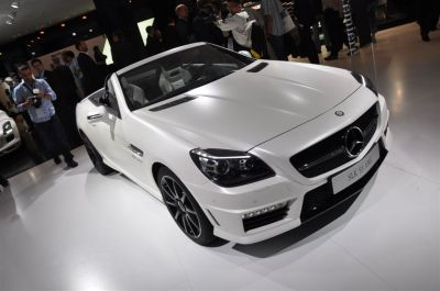 Mercedes SLK 55 AMG