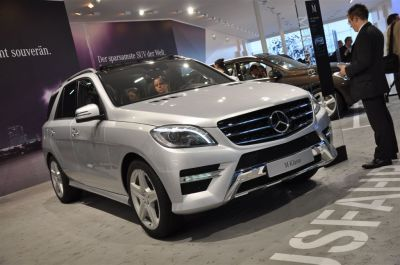 Mercedes Classe M