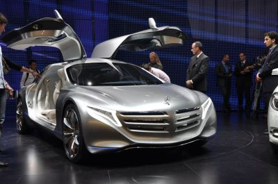 Mercedes F125 Concept