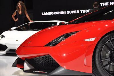 Lamborghini Gallardo Supertrofeo Stradale