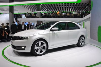 Skoda MissionL Concept