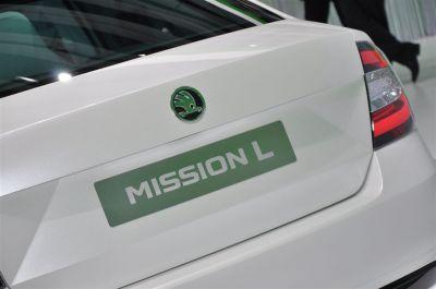 Skoda MissionL Concept