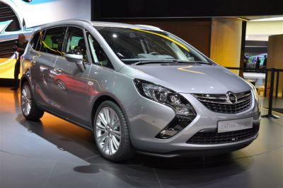 Opel Zafira Tourer