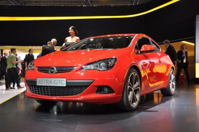 Opel Astra GTC