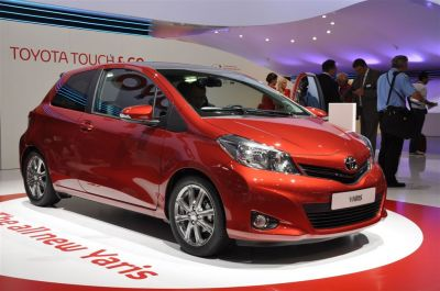 Toyota Yaris 3 portes