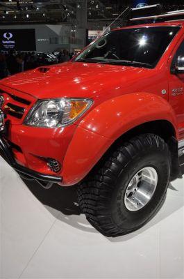 Toyota Polar Hilux