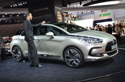 Citroen DS5