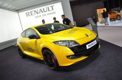 Renault Megane RS Trophy