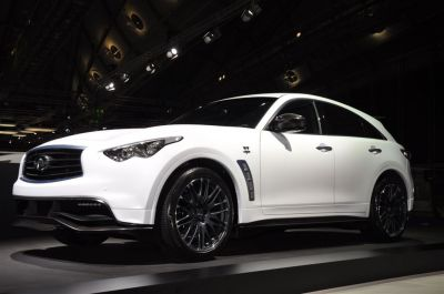 Infiniti FX Vettel Edition