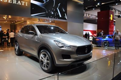 Maserati Kubang
