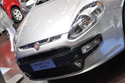 Fiat Punto 2011