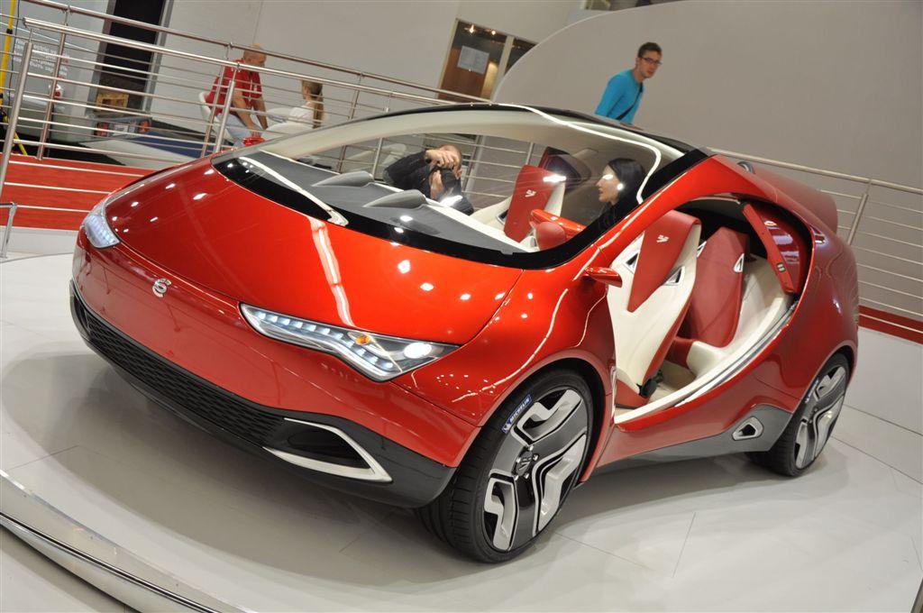 E-Auto e-concept