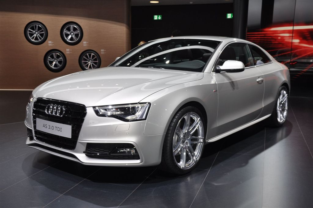 Audi A5 restylee