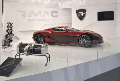 Rimac One Concept
