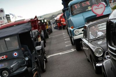 Goodwood Revival 2011 : immersion dans l'âge d'or de l'automobile
