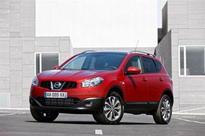 Nissan Qashqai et Murano 2012