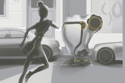 Salon de Los Angeles : concours de design 2011