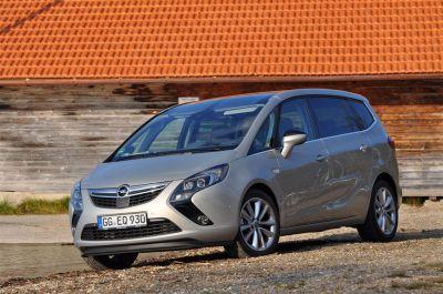 Opel Zafira Tourer CDTi 165