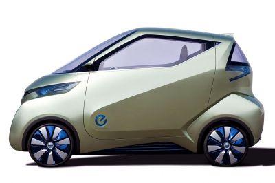 Nissan Pivo 3 concept