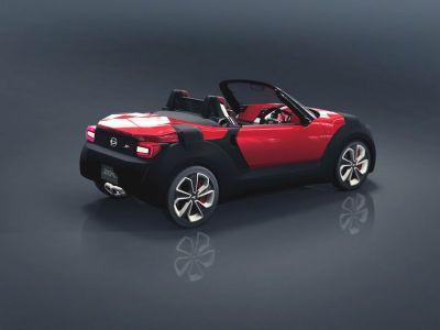 Daihatsu D-X Concept